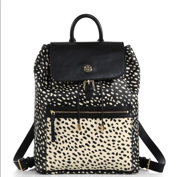 10c3d07a38c Tory Burch  Kerrington  Backpack. M 5b7b0f5c800dee42efd876e8